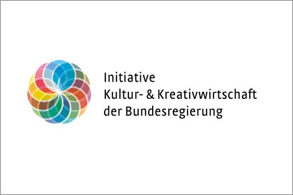 Logo der Initiative Kultur- & Kreativwirtschaft