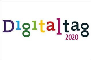 Logo Digitaltag 2020; Quelle: DFA - digitaltag.eu