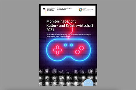 Cover: Monitoringbericht 2018